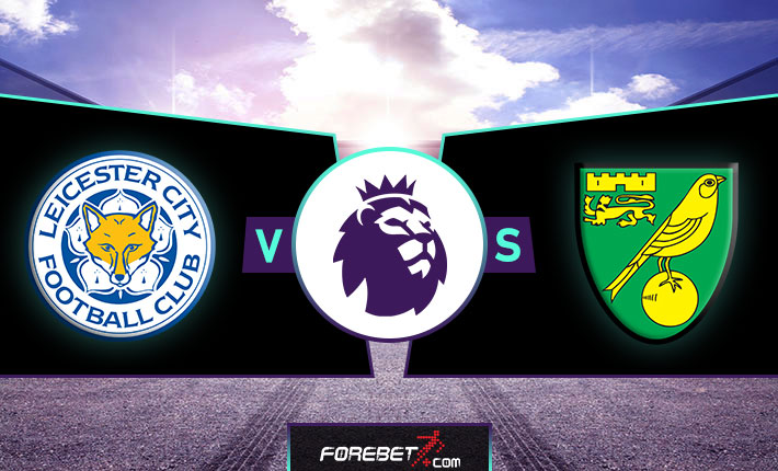 Struggling Norwich unlikely to end Leicester's winning run
