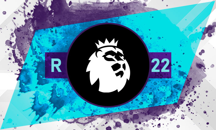 Premier League Round 22 – Results and Overview
