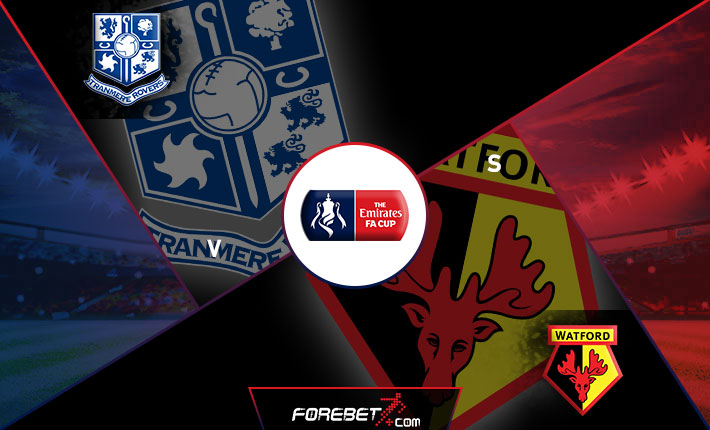 Tranmere Rovers and Watford to finally play FA Cup replay