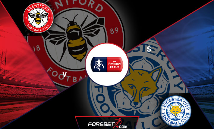 Promotion Chasing Brentford Host Leicester City in FA Cup