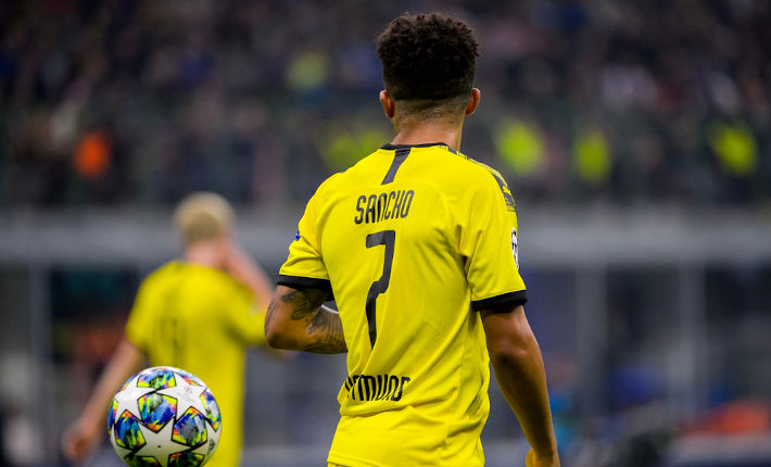 Signing Jadon Sancho will be the biggest coup of the summer