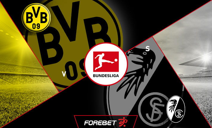 Borussia Dortmund vs SC Freiburg Preview 29/02/2020   Forebet