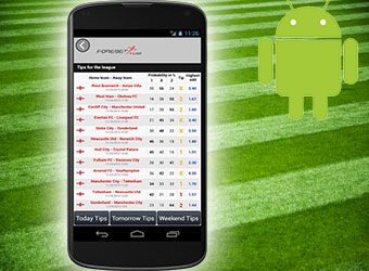 Forebet android app
