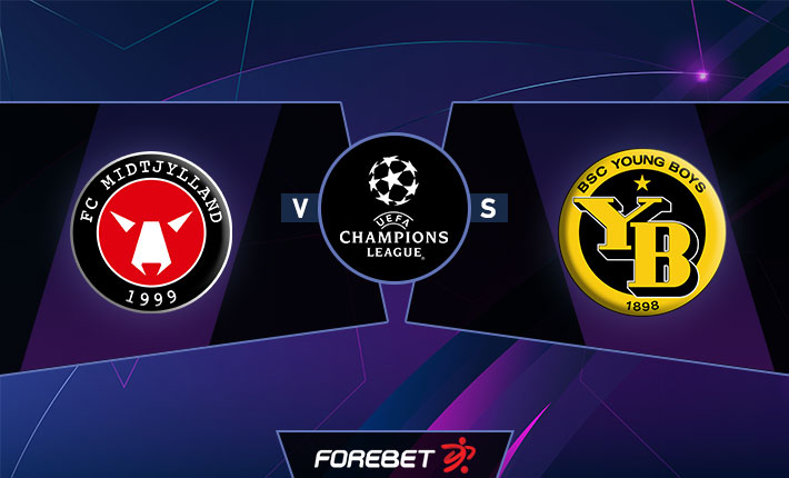 Young Boys to progress to UCL playoff round with win versus Midtjylland
