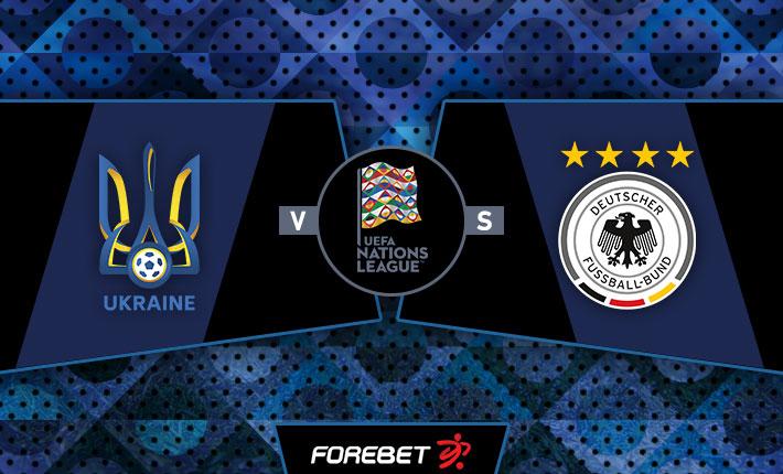 Deutschland Vs Ukraine 2021