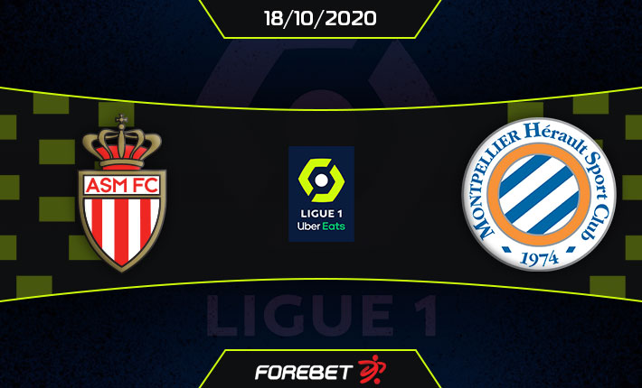 Monaco to Leapfrog Montpellier with a Win