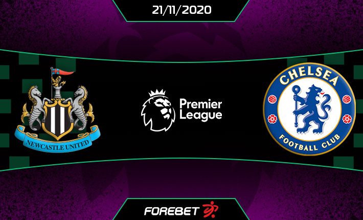 Can Chelsea win a third straight league game away to Newcastle United?