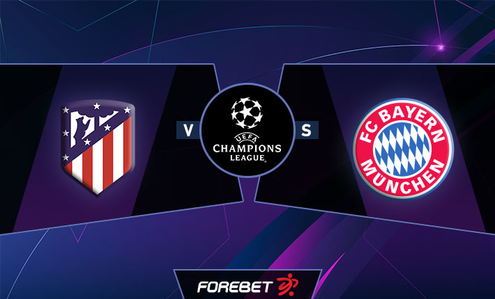 Atletico Madrid With Work to Do Against Bayern Munich