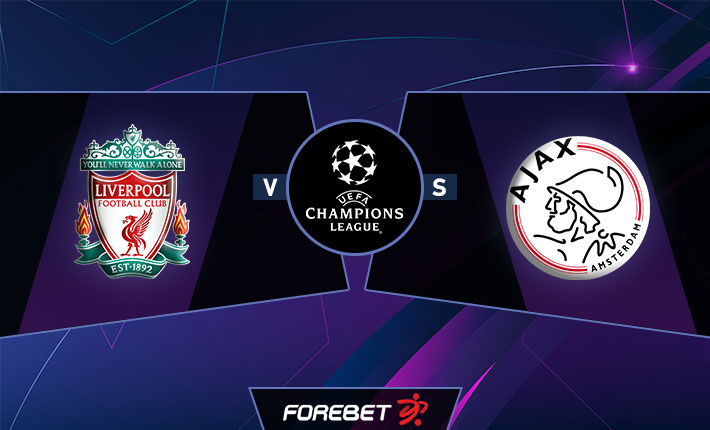 Liverpool to do UCL double over Ajax