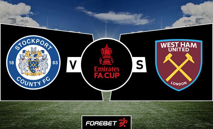Stockport County vs West Ham Preview 11/01/2021 | Forebet
