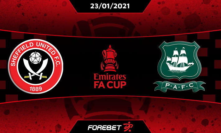 Can third-tier Plymouth upset Sheffield United?