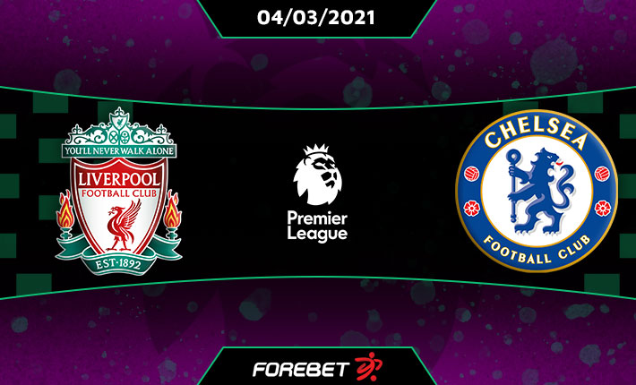 Top Four Chasers Meet in Huge Game at Anfield