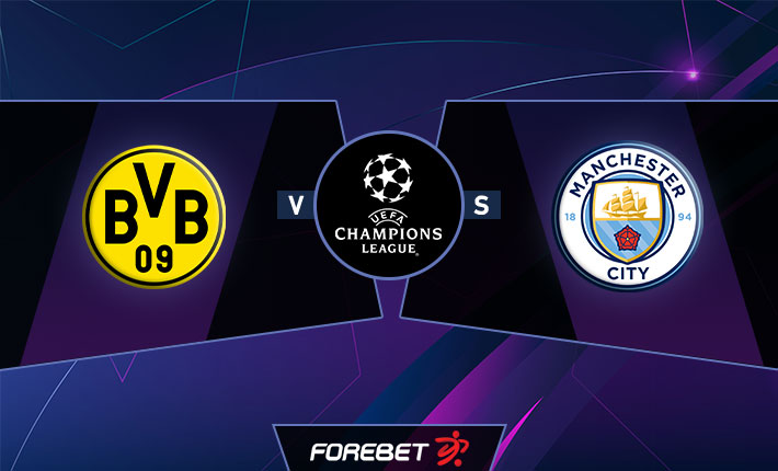 Can Borussia Dortmund upset the odds against Manchester City?