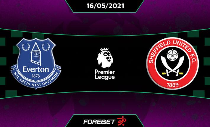 Everton vs Sheffield United Preview 16/05/2021   Forebet